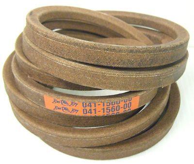 Bad Boy OEM Replacement Belt 041-1560-00 5//8x156