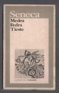 Medea-Fedra-Tieste-Seneca