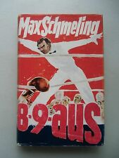 Max Schmeling 1956 8-9-raus 1956 Schmeling Boxen Boxsport