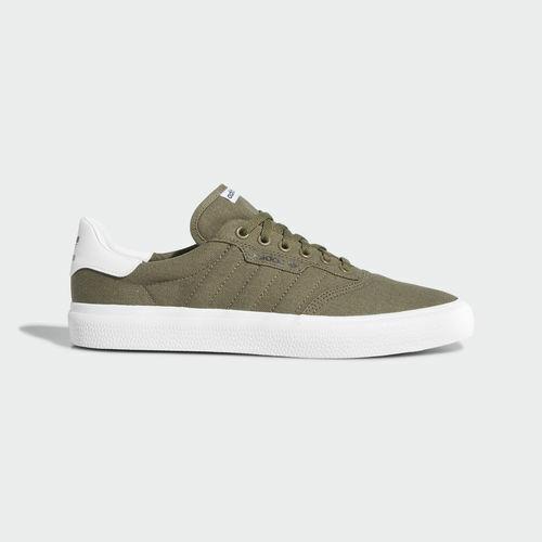 Adidas DB3241 3MC Vulc Tillfälliga skor khaki vita skor skor skor  märken online billig försäljning
