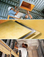 Duct Board Case (three 4' X 10' Sheets) 2 Thick R8