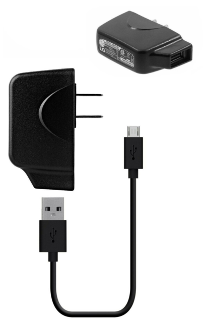 6b6e39cb7fd6a8 10x OEM LG STA-U12WD Micro USB Home Wall COMBO Travel Charger Android Cell  Phone for sale online