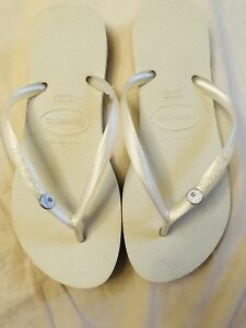 7cc0d2ac19e287 Bridal Havaianas Wedding Just Married Mrs   Mrs Bride Flip Flops ...