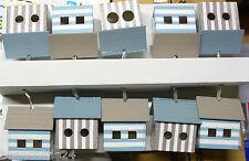 10 Piece LED Mini Beach House String Light Set - Designer Mood Lighting