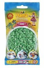 Hama - 207-11 Sachet 1000 Perles à repasser Vert clair