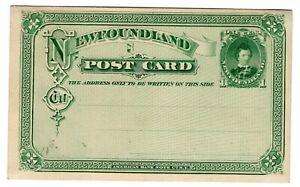 Neufundland (GA582) Post Card, ungebraucht