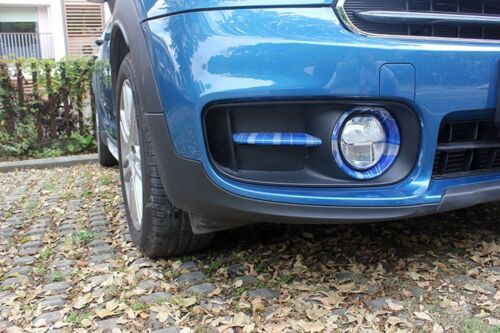 Front Fog Lamp Light/&Bumper Cover Frame For Mini Cooper Countryman F60