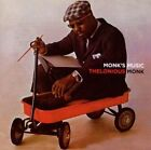 Monks Music [Bonus Tracks] by Thelonious Monk/Thelonious Monk Septet (CD, Mar-2010, Ais)