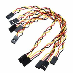 25pcs-3-Pin-20cm-2-54mm-Cable-Jumper-Dupont-Wire-For-Arduino-Female-To-Female