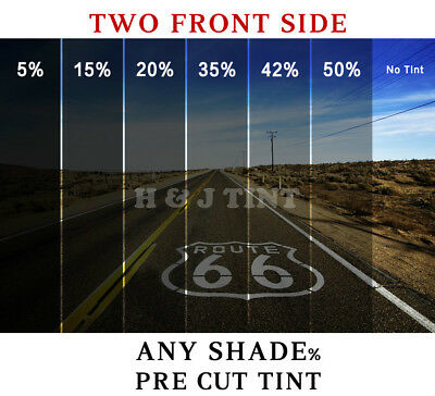 PreCut Film Front 2 Door Windows COMPUTER CUT Any Tint Shade /% for Mazda CX-5