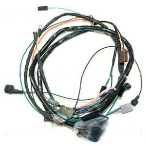 71 chevy nova engine wiring harness new ebay rh ebay com