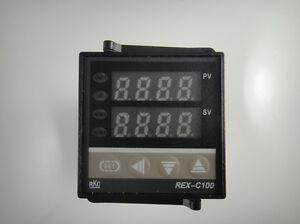 Dual-Digital-PID-Temperature-Controller-Control