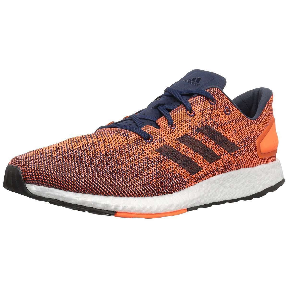 Adidas Men Athletic shoes Pureboost Dpr Running shoes Collegiate Navy