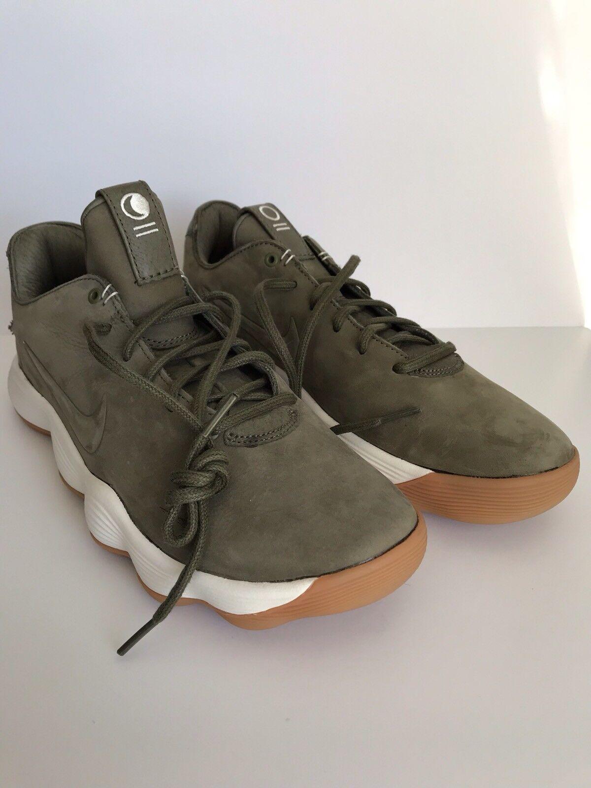 Nike air max '91, allenatore di misura camoscio. 8,5.pietra grigio giallo.309748-005.gray camoscio. misura 9e8957
