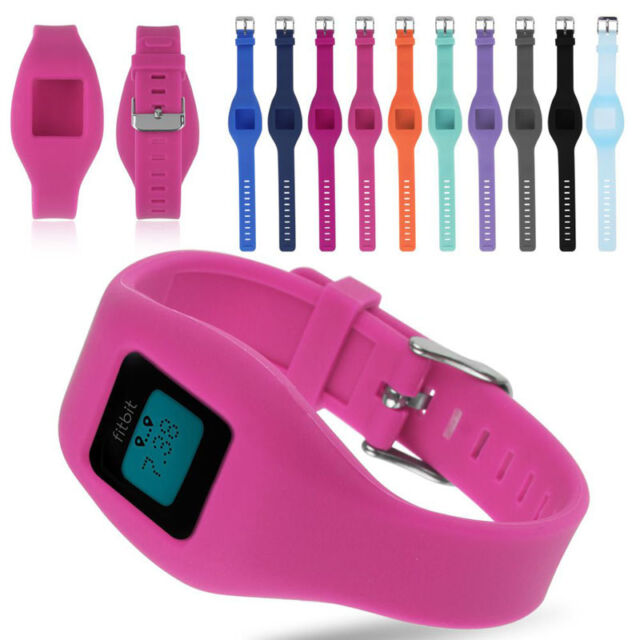 REPLACEMENT WRIST BAND WRISTBAND STRAP FOR FITBIT ZIP BRACELET - CLASSIC BUCKLE