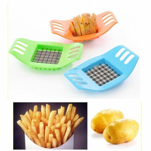 2X French Fry Potato Chip Cut Cutter Fruit Slicer Chopper Chipper Blade