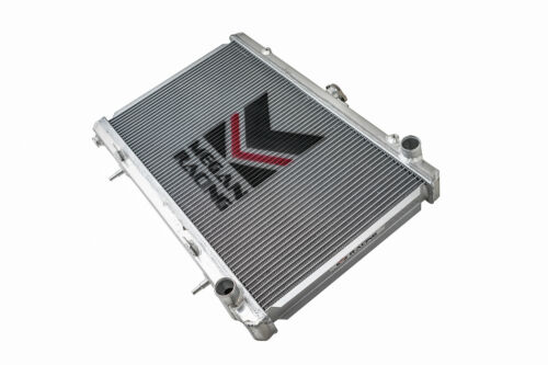 Megan high performance aluminum radiator Fits Nissan 240SX 89-94 S13 KA24 MT
