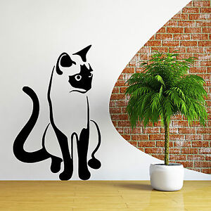 SIAMESE-CAT-vinyl-wall-art-sticker-decal