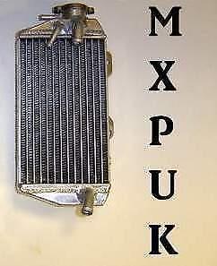 KXF450 RIGHT SIDE RADIATOR PERFORMANCE RAD 2006 TO 2008 KXF 450 MXPUK 020A
