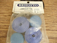 Vintage Benotto Cello-tape Handlebar Tape.....road Bike....trusted Seller