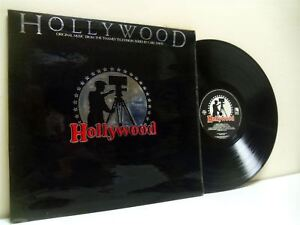 HOLLYWOOD-TV-SOUNDTRACK-carl-davies-LP-EX-EX-INA-1504-vinyl-album-1979-uk