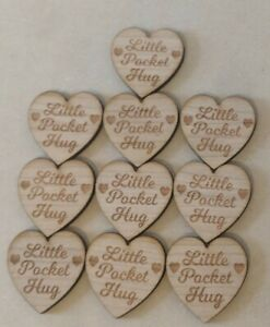 Little-Pocket-Hug-Tags-x-10-token-hearts-laser-cut-engraved-cruicut-isolation