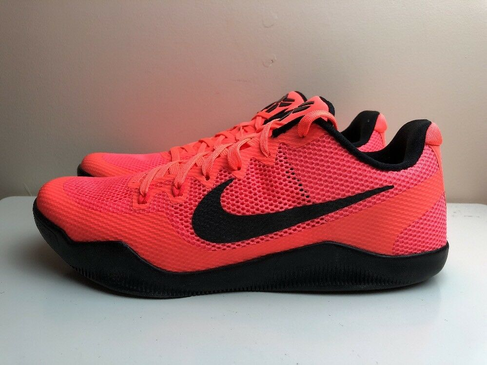 Nike Kobe XI Basketball Chaussures Bright Mango  hommes Chaussures de sport pour hommes  et femmes 0965bb