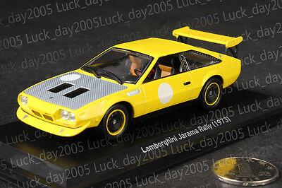 Lamborghini Jarama Rally 1973 1 43 Diecast Model Ebay