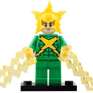 Classic-Electro-Marvel-Legends-Lego-Moc-Minifigure-Figure-Gift-For-Kids