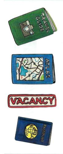 CREATIVE MEMORIES STICKER TRAVEL JAPAN AUSTRALIA UK ISRAEL NORTH AMERICA  U PICK