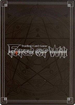 R  x4 Purplemist MOA-029 4x 4 x Force Of Will the Fantasy Dragon