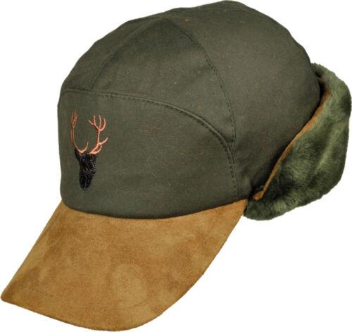 Springer Mütze Cap /& Ohren-Nackenschutz Hut Miporex von Skogen