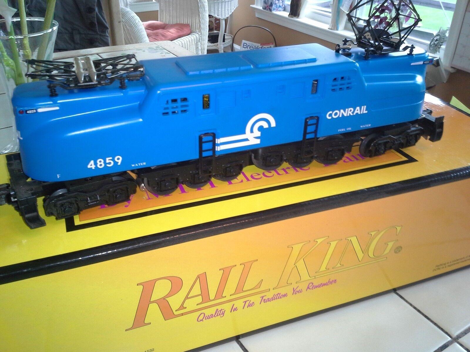 MTH Railking 30-2516-1 Conrail GG-1 con protosound 2.