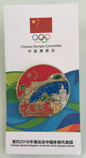 2016 RIO OLYMPIC CHINA NOC PINS Chinese Olympic Committee Pins(china house pin)