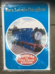 Thomas-the-tank-engine-card-1-for-a-daughter-rare-and-unused