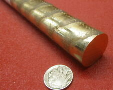 954 Alloy Bearing Bronze Round Solid Rod 1 Diameter X 36 Inch Length
