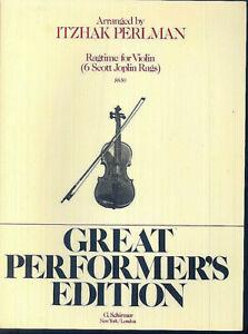 RAGTIME-for-Violin-ITZHAK-PERLMAN