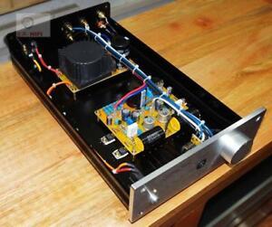 Finished-PASS-ZEN-single-ended-Class-A-headphone-amp-3W-3W-desktop-amplifier
