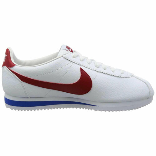 Nike Men/'s Classic Cortez Leather OG White//Varsity Royal 882254-164