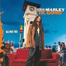 "Halfway Tree by Damian ""Junior Gong"" Marley (CD, Sep-2001, Universal..."