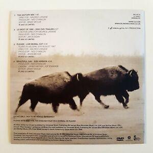 U2-BEST-OF-1990-2000-history-mix-live-trailer-DVD-PROMO