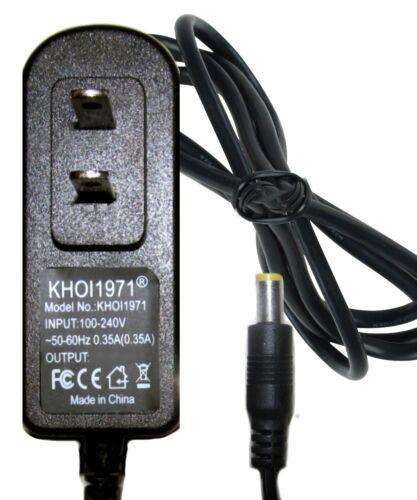 WALL AC adapter charger for 941668E 941668 Powerbuilt 1200 Lumen LED work Light