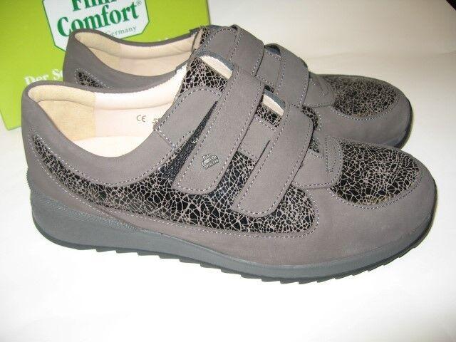 Velcro semi zapato Finn Comfort Comfort Comfort tamaño 38  en venta en línea