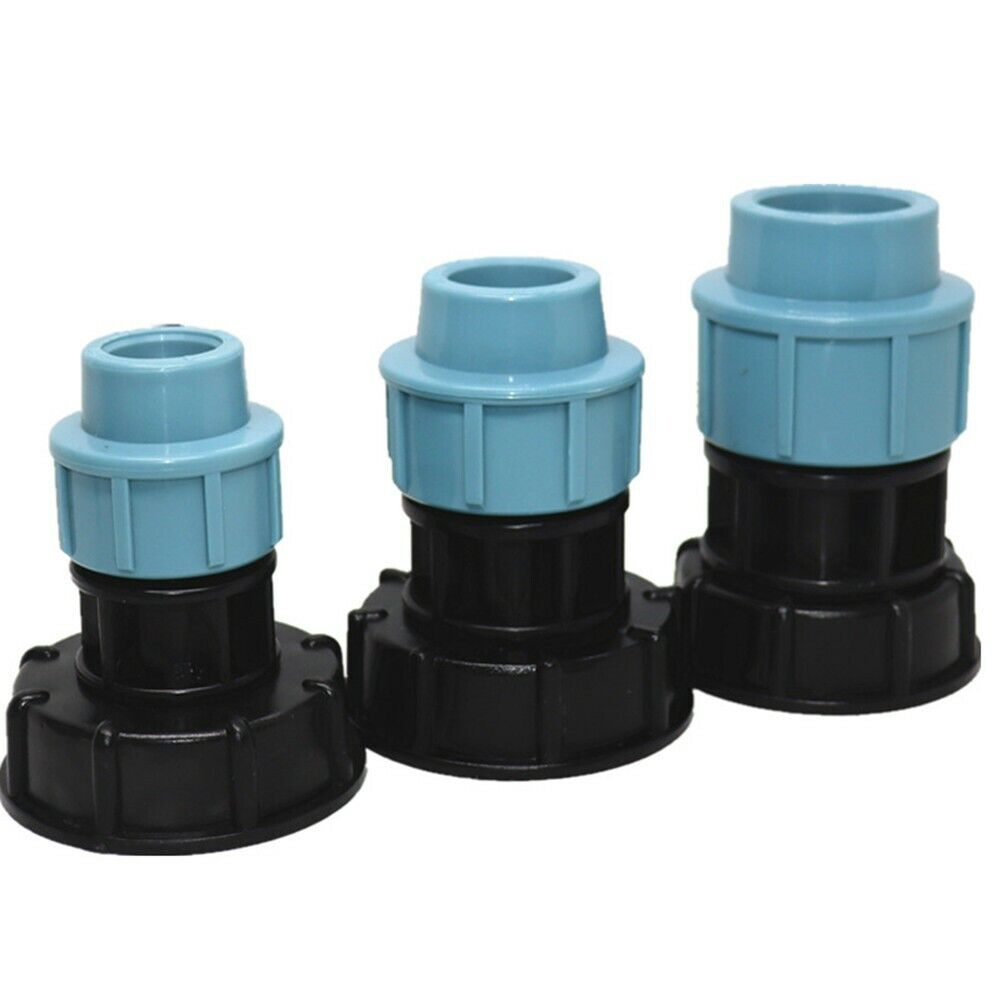 Water Tank Adapter Adapter For 20mm/25mm/32mm For Water Pipe Heavy Duty Hose New
