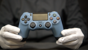 SONY Playstation 4 Uncharted 4 Limited DualShock 4 Controller - 'The Masked Man'