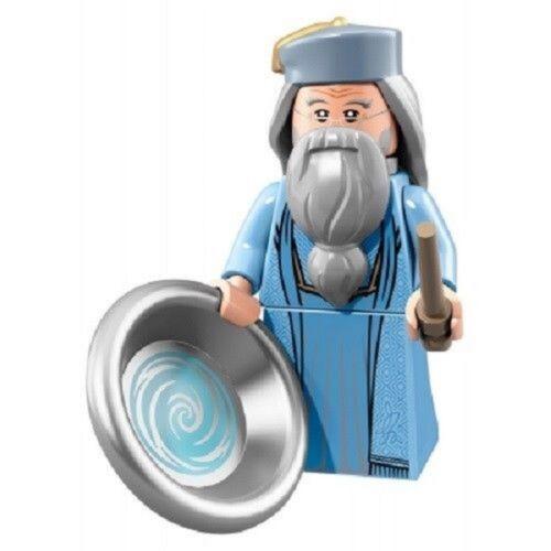 LEGO MINIFIGURE FIGURINE EN SACHET HARRY POTTER ALBUS DUMBLEDORE 71022 N° 16