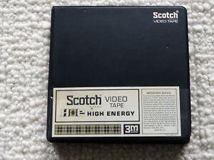 Vintage-Scotch-AV-audio-video-tape-reel-to-reel