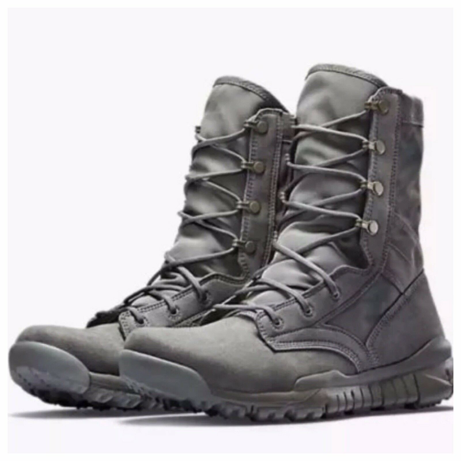 Nike SFB 8  Special Field Boots Sage Green Combat Military 329798 200 Size 14