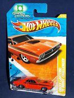 Hot Wheels 2011 Models 12 Green Lantern: '71 Dodge Challenger Orange