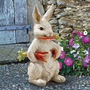 Carotene-The-Bunny-Rabbit-Design-Toscano-Exclusive-Hand-Painted-Garden-Statue